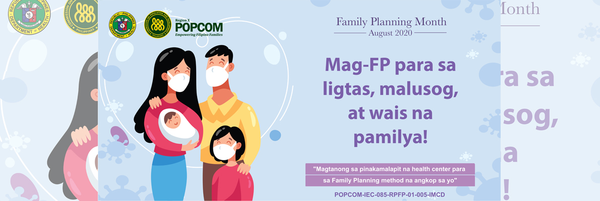 Family Plaaning Month 2020